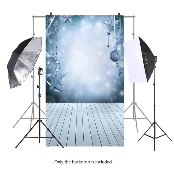 Andoer 1.5 * 0.9m/4.9 * 3.0ft Backdrop #4