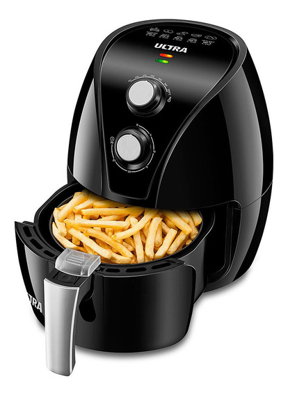 Fritadeira Sem Óleo Air Fryer Ultra Af-28 - Design Moderno E