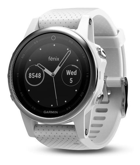 Relogio Smart Fenix 5s 42mm 010-01685-00 + Brinde