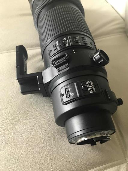 Lente Nikon 200-400 Mm F/4 Vii