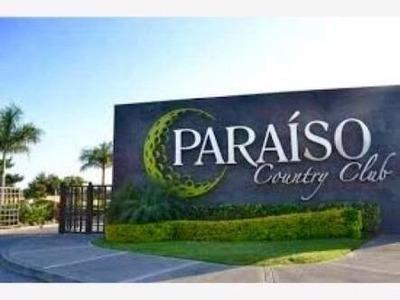 Oportunidad! Venta De Terrenos En Morelos, Paraíso Country Club