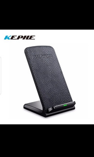 Kephe Universal Qi 10 W Rápido Carregador Sem Fio
