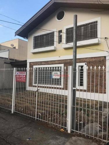 Imagem 1 de 16 de Vila Adyana - Ponto Comercial Com 12 Ambientes - São José Dos Campos - Pt0090