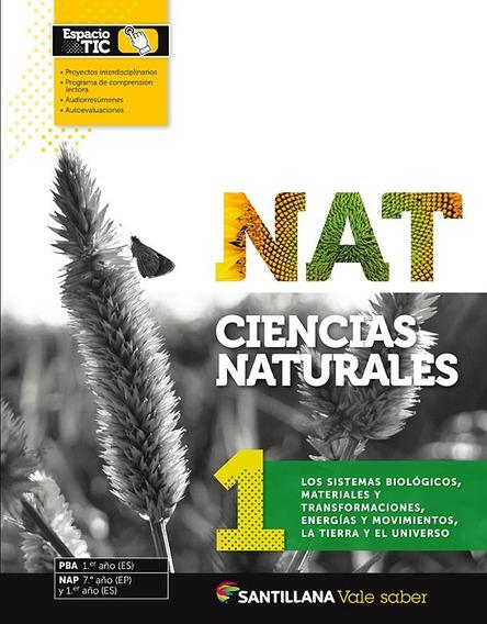 Ciencias Naturales 1 - Vale Saber - Santillana