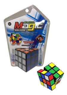 Cubo Magico 3x3 Magic Cube En Blister