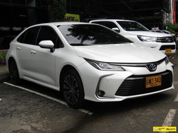 Toyota Corolla Seg 2000 Cc At
