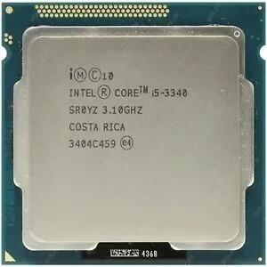 Processador Intel Core I5 3340 - 3.1 - 3.3 Ghz