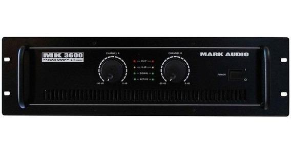 Potência Mark Audio Mk 3600
