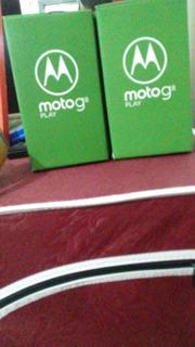 Moto G8 Play Com Um Trincado