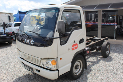 Jac T 140 2012 Chassi