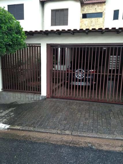Sobrado Com 3 Dorms, Paulicéia, São Bernardo Do Campo - R$ 800 Mil, Cod: 3402 - V3402