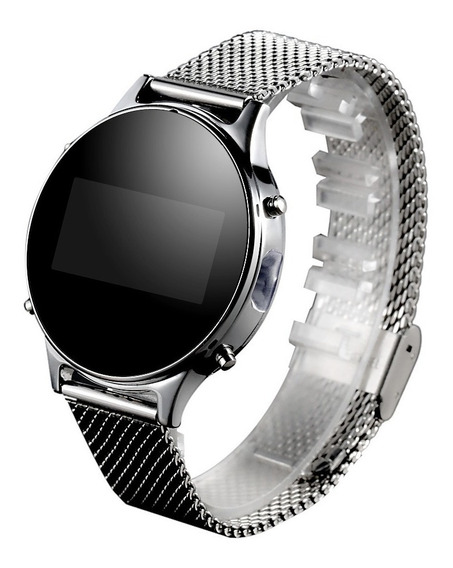 Mt360 Android Bluetooth Podómetro Inteligente Muñeca Reloj
