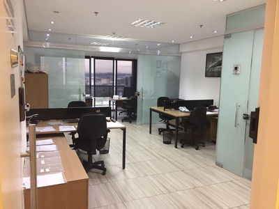 Sala Comercial 52m2, 13°andar, Gafisa Network Business Tower