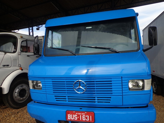 Mercedes Benz L914 Ano Fab/mod. 1998 Chassis