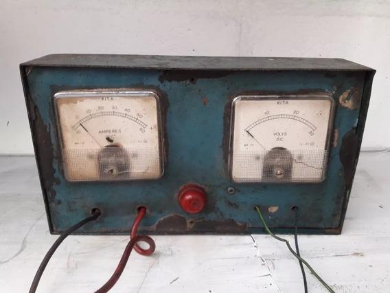 Analisador De Bateria Antigo , O Barateiro