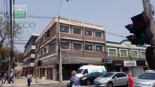 Imagem 1 de 15 de Conjunto Para Alugar, 65 M² Por R$ 1.500,00/mês - Bacacheri - Curitiba/pr - Cj0013