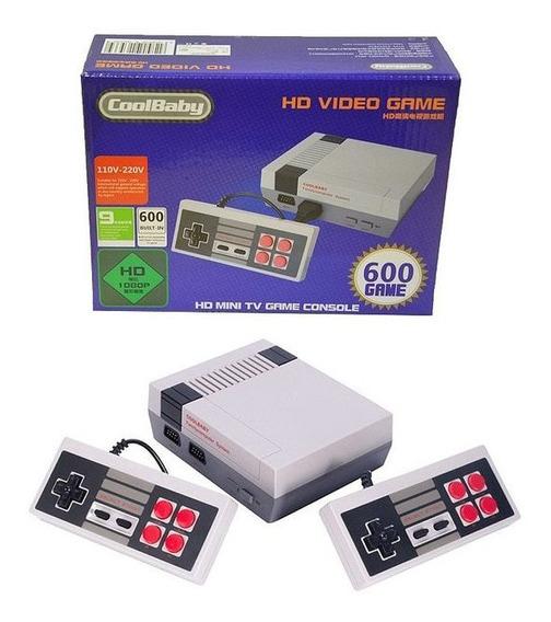 Consola De Videojuegos Clásicos Retro Con Salida Hdmi