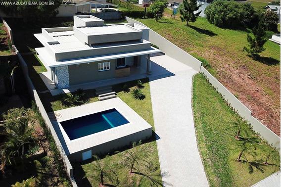 Casa Nova Em Condomínio Atibaia, Serra Da Estrela Portaria 24 Horas, 803 M² Área Do Terreno - Ca00696 - 34721593