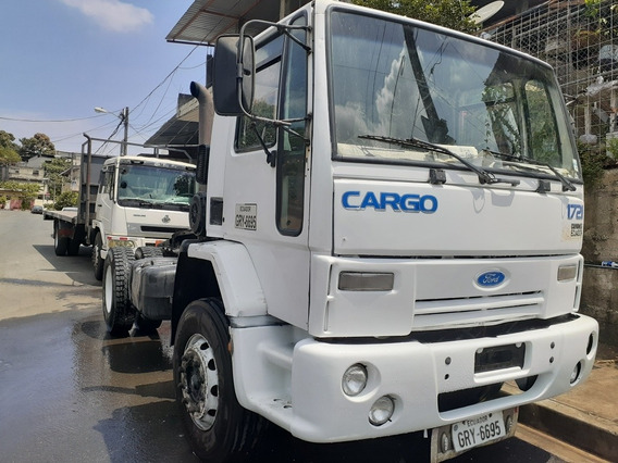 Ford Cargo 1721 Año 2008