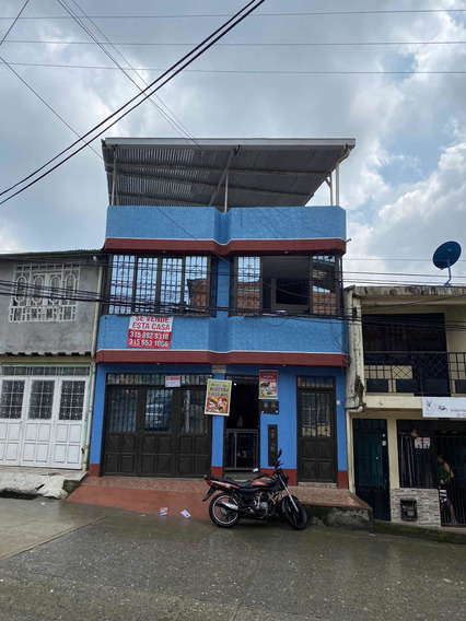 Ganga En Ibagué Casa De Tres Niveles Súper Económica