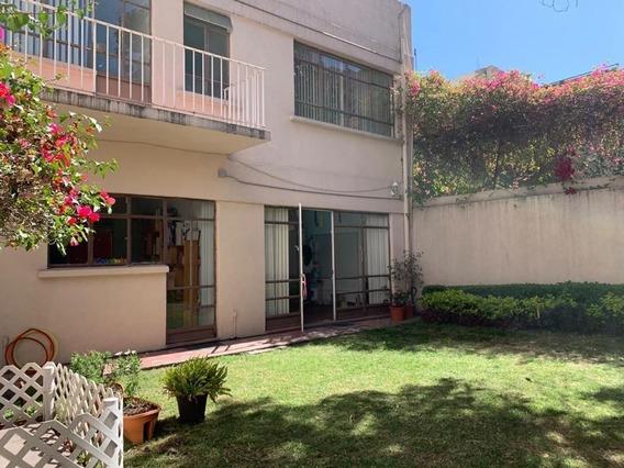 Casa En Renta Del Valle, González De Cosío
