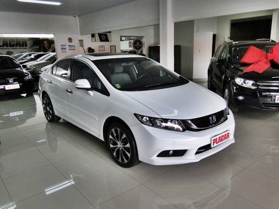 Honda Civic Exr 2.0 16v Flex, Pae8656