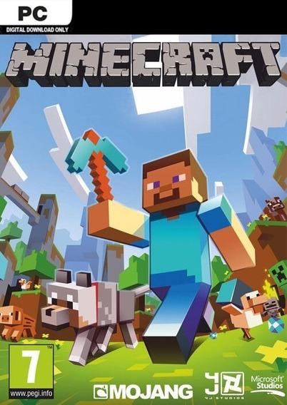 Minecraft Pc Edition Envio Imediato