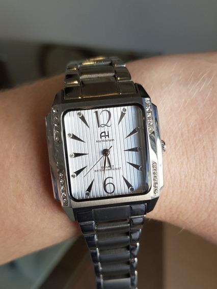 Relógio Feminino Ana Hickmann Prateado