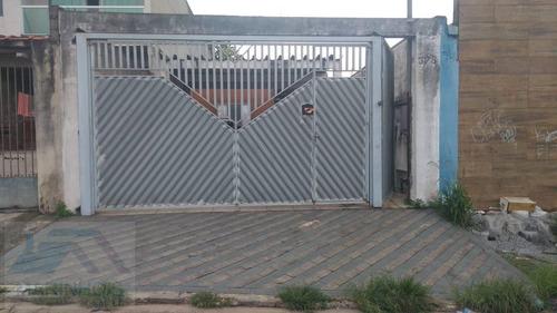 Imagem 1 de 11 de Casa Para Venda Em Mauá, Jardim Mauá, 1 Dormitório, 1 Banheiro, 6 Vagas - 371_1-1849660