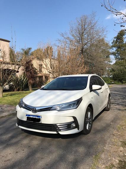 Toyota Corolla Xei Cvt 2017 Linea Nueva