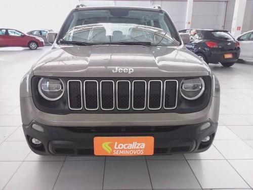 Imagem 1 de 9 de Jeep Renegade 1.8 16v Flex Longitude 4p Automático