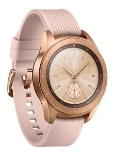Relógio Smartwatch Samsung Galaxy Watch 42mm Rose Sm-r810