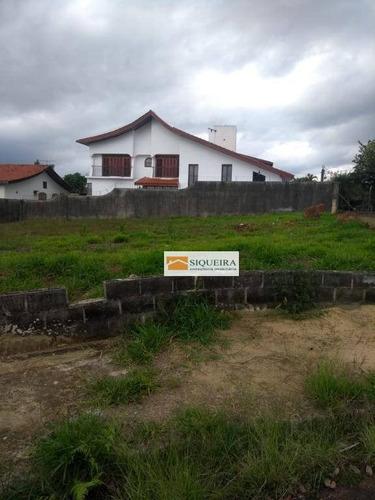 Terreno Residencial À Venda, Jardim Eltonville, Sorocaba. - Te0422