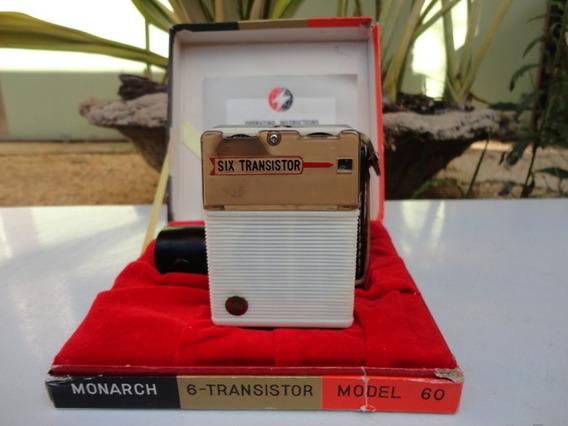 Rádio Antigo Portátil