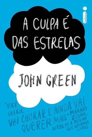 Livro A Culpa E Das Estrelas - Intrinseca