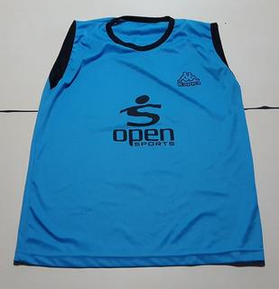 Sudadera Open Sport Marca Kappa, Talle S