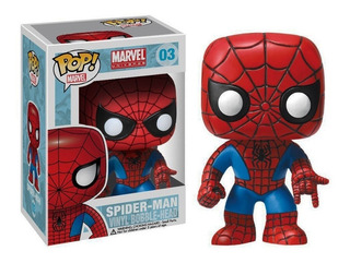 Funko Pop Spiderman #03 Marvel Jugueterialeon
