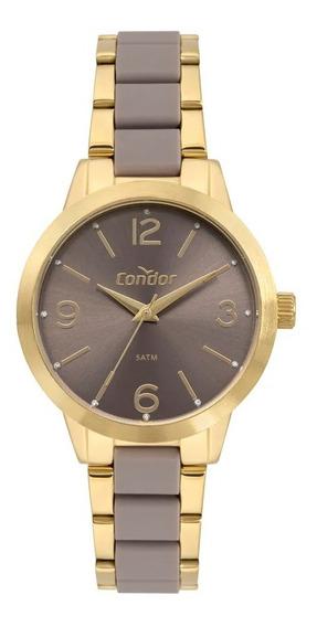 Relógio Condor Feminino Co2035mrf/5m Original Barato