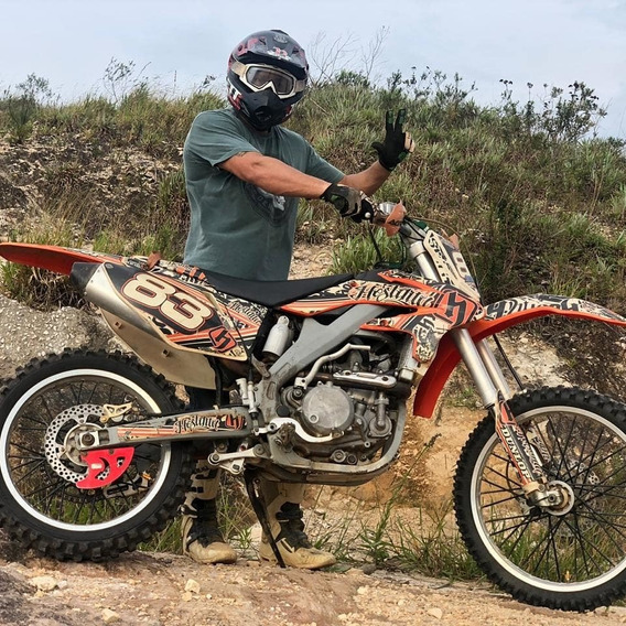X Moto Xm 250r