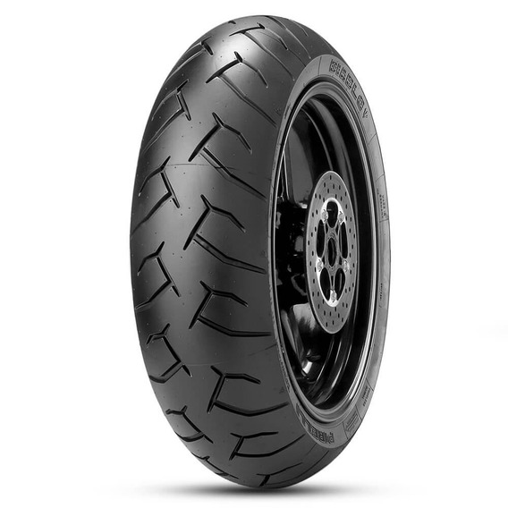 Pneu Moto Pirelli Aro 17 190/50r17 73w Tl Traseiro Diablo