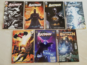 Batman Lote Panini A Sombra De Batman Superman