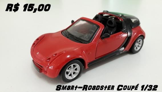 Miniatura Smart Roadster Coupé - Escala 1/32