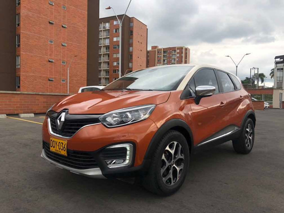Renault Captur Full Equi Automatica