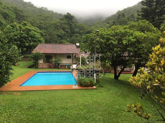 Terreno À Venda, 1800 M² Por R$ 1.250.000 - Engenho Do Mato - Niterói/rj - Te0103