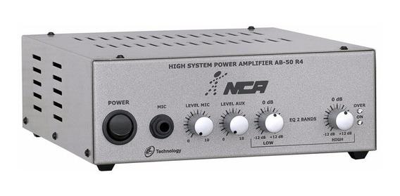 Amplificador Nca Ab50 R4 50w
