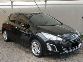 Peugeot 308 Feline Full Full Color Negro
