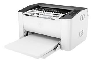 Impresora Hp Laserjet 107a Blanca Y Negra Excelente Calidad