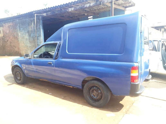 Ford Courier 2008 1.6 Xl Flex 2p