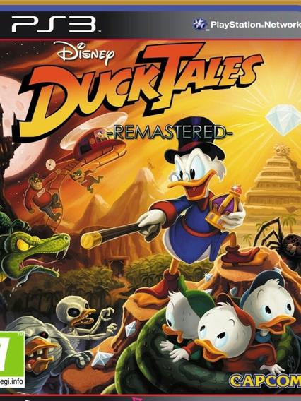 Ps3 Ducktales Remastered Psn Jogo Buy Comprar