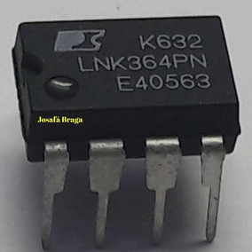 Lnk364pn Ci Lnk364 Dip7 5 Unidades Entrega Imediata